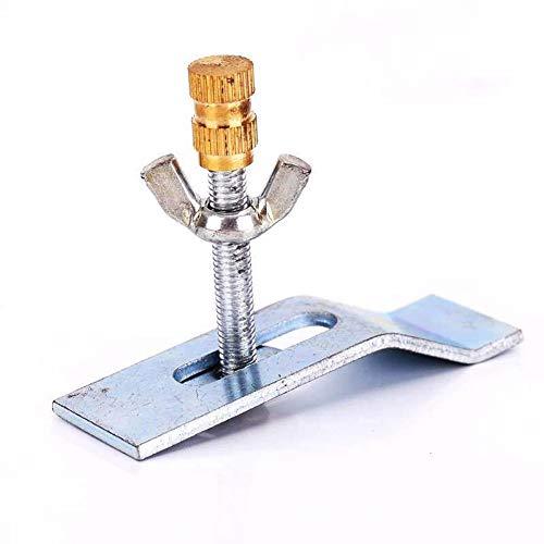 Run Pack Of 15 Metal Undermount Sink Clips Kitchen Bathroom Sink Brackets Supports Fasteners Kitchenfaucets Com
